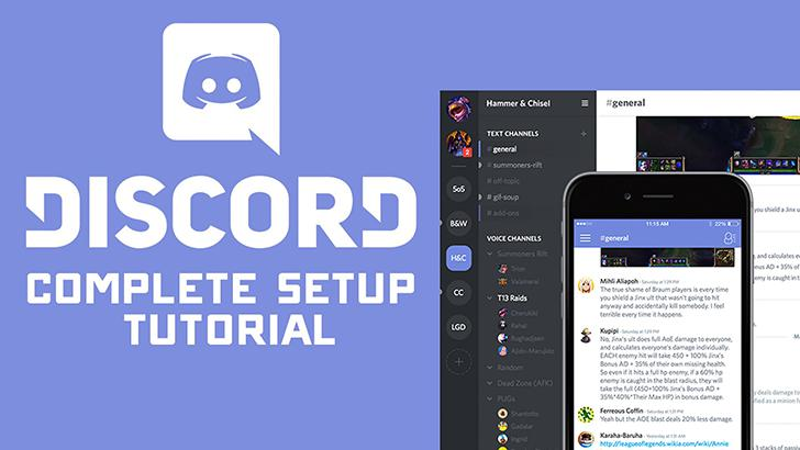 Discord - Chat for Gamers's screenshots