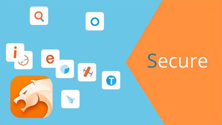 CM Browser's screenshots