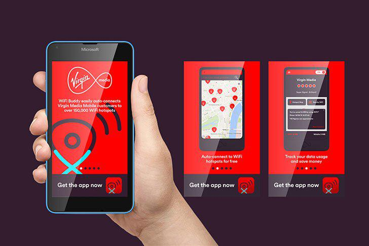 Virgin Media WiFi's screenshots