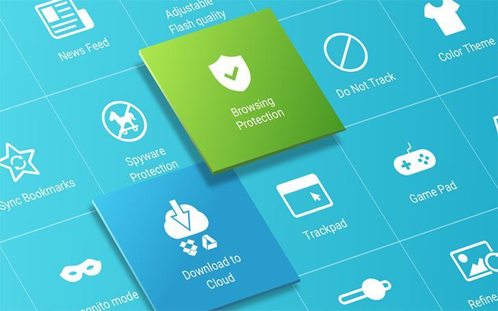 Puffin Web Browser's screenshots