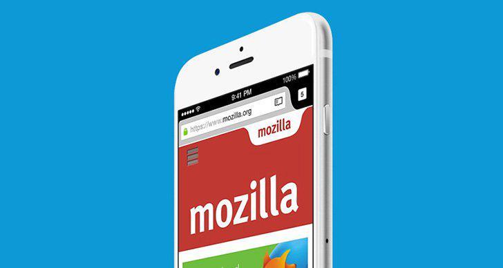 Firefox Browser's screenshots