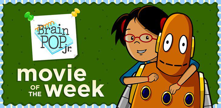 BrainPOP Jr. Movie of the Week's screenshots