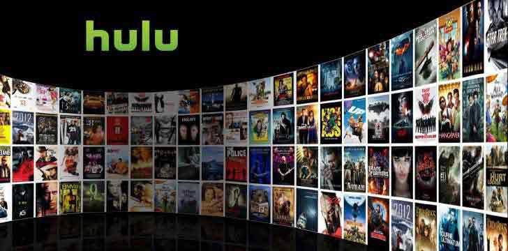 Hulu's screenshots