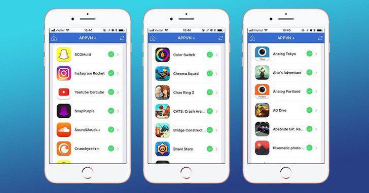 appvn's screenshots