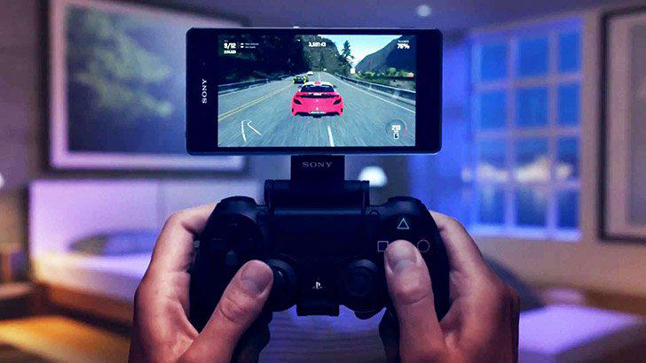 PS4 Remote Play's screenshots