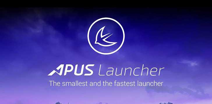 APUS Launcher's screenshots