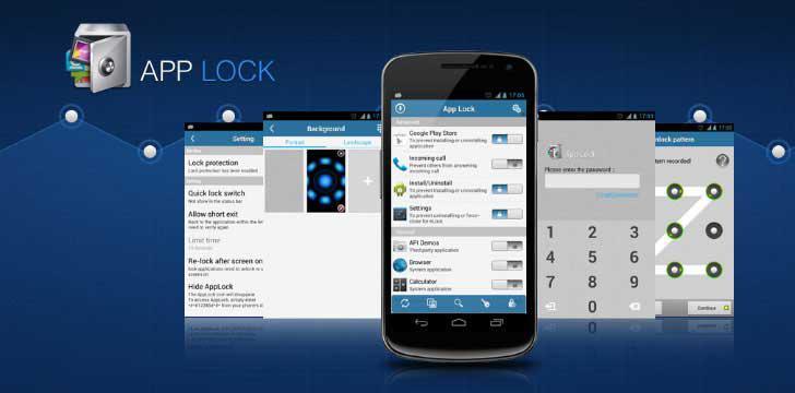 AppLock's screenshots