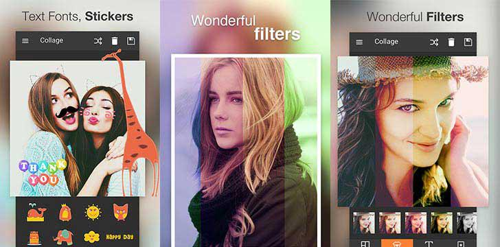 Photo Editor Pro's screenshots