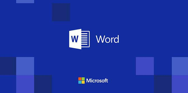 Microsoft Word's screenshots