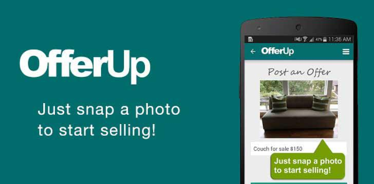 OfferUp - Buy, Sell's screenshots
