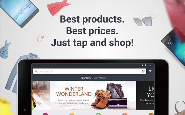 AliExpress Shopping App's screenshots