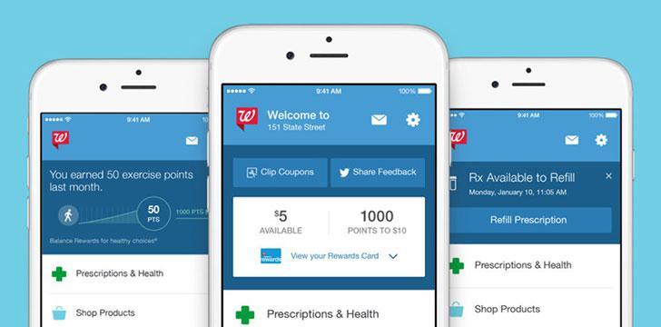 Walgreens's screenshots