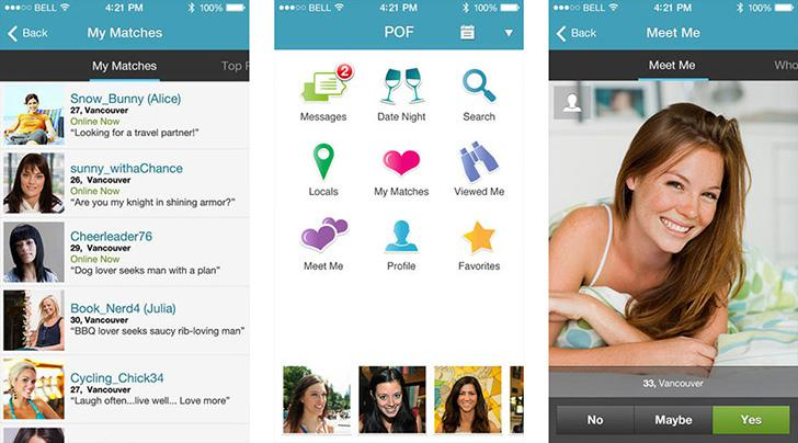 POF Free Dating App Latest Version 2019 Free Download & App