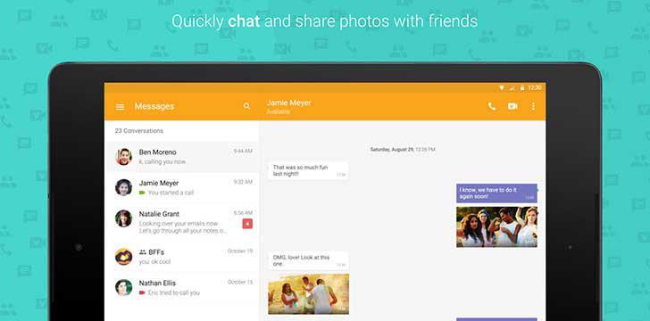 ooVoo's screenshots