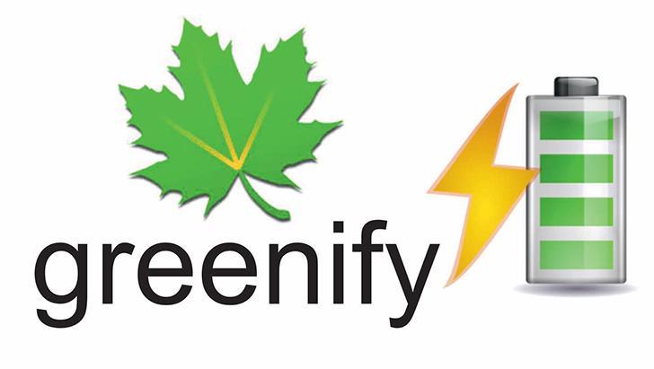 Greenify's screenshots
