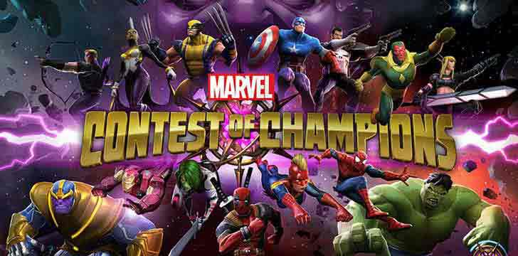 Marvel: Contest of Champions's screenshots