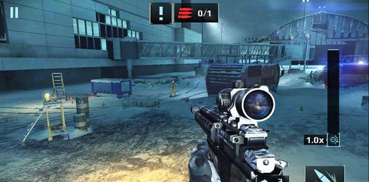 Sniper Fury's screenshots