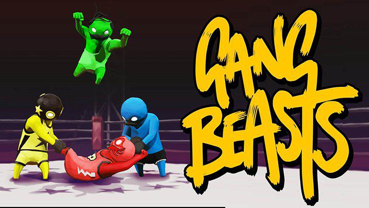 Gang Beasts's screenshots
