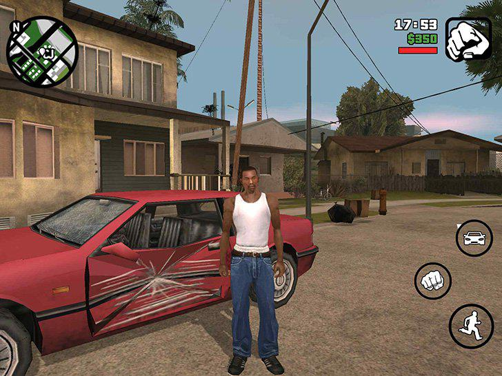 Grand Theft Auto: San Andreas's screenshots