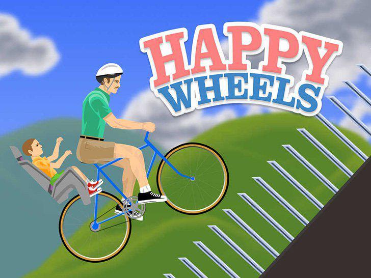 Happy Wheels's screenshots