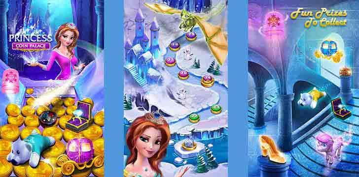 Princess Coin Palace's screenshots