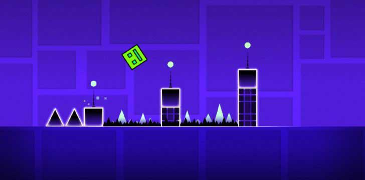 Geometry Dash Lite's screenshots