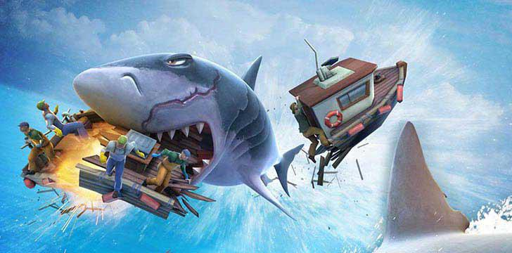 Hungry Shark Evolution's screenshots