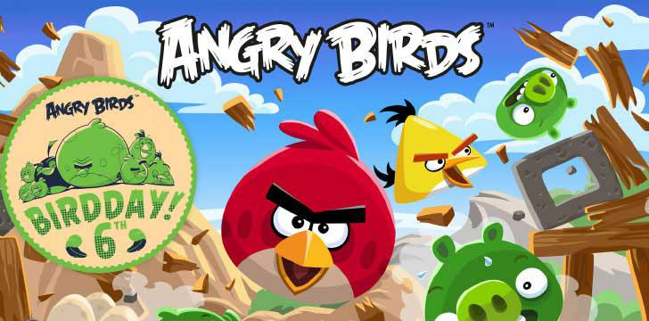 Angry Birds's screenshots