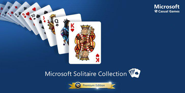 Microsoft Solitaire Collection's screenshots