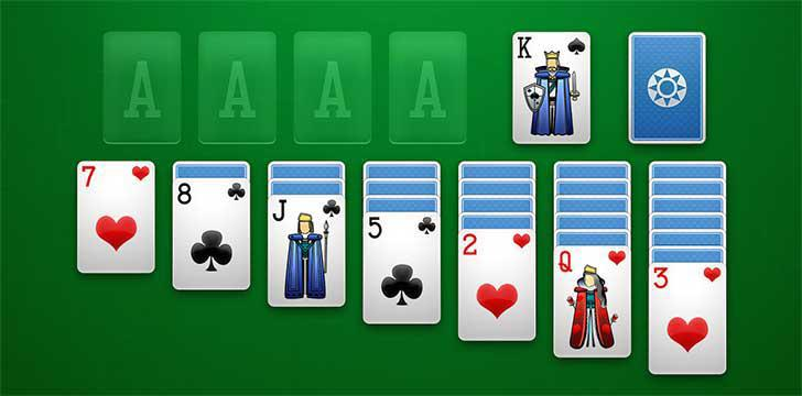 Solitaire's screenshots