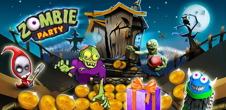Zombie Party: Coin Mania's screenshots