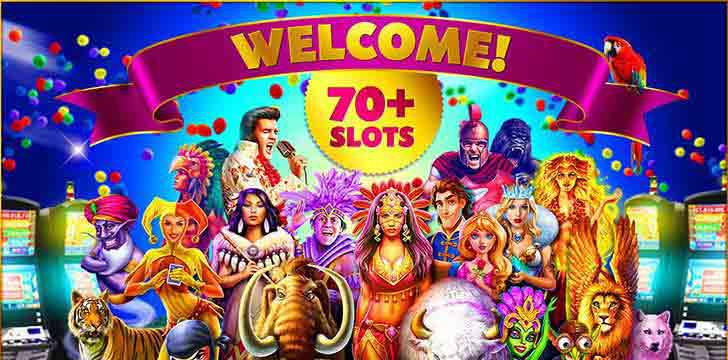 Slotomania Casino's screenshots