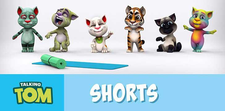 My Talking Tom's screenshots