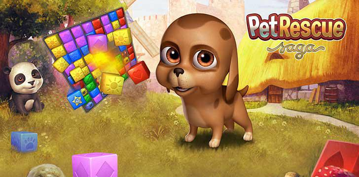Pet Rescue Saga's screenshots