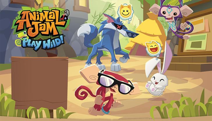 Animal Jam - Play Wild's screenshots