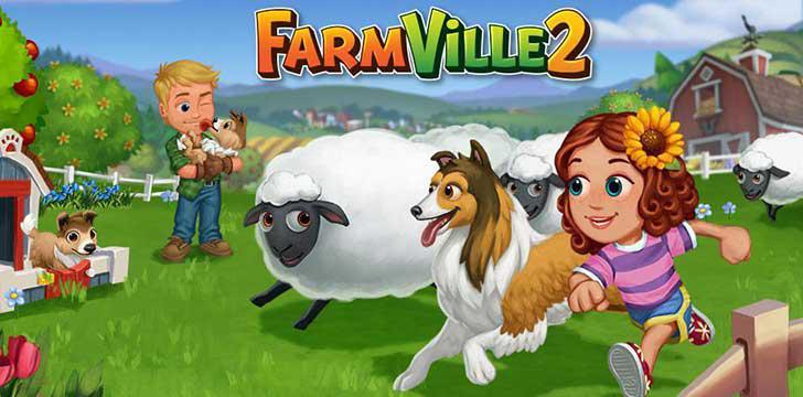 FarmVille 2's screenshots