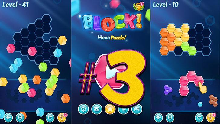 Block! Hexa Puzzle's screenshots