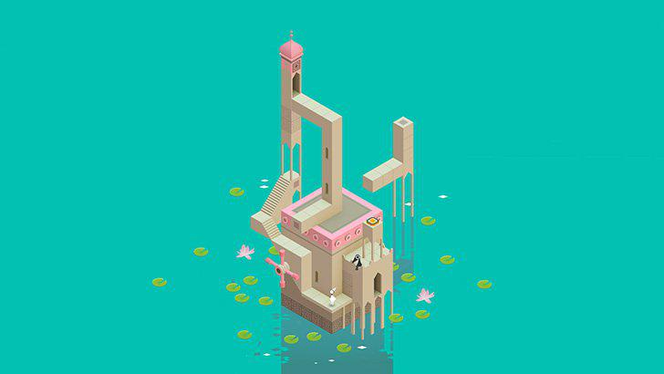 Monument Valley's screenshots