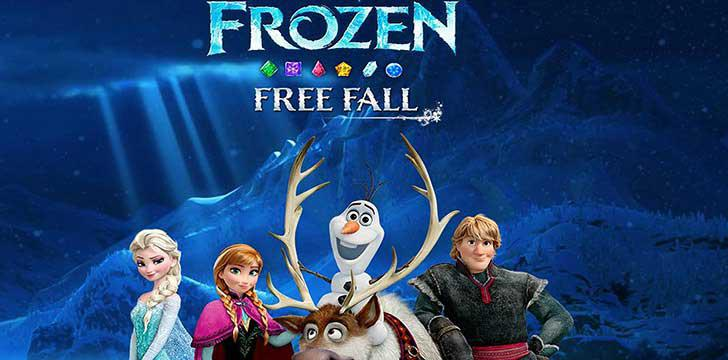 Frozen Free Fall's screenshots
