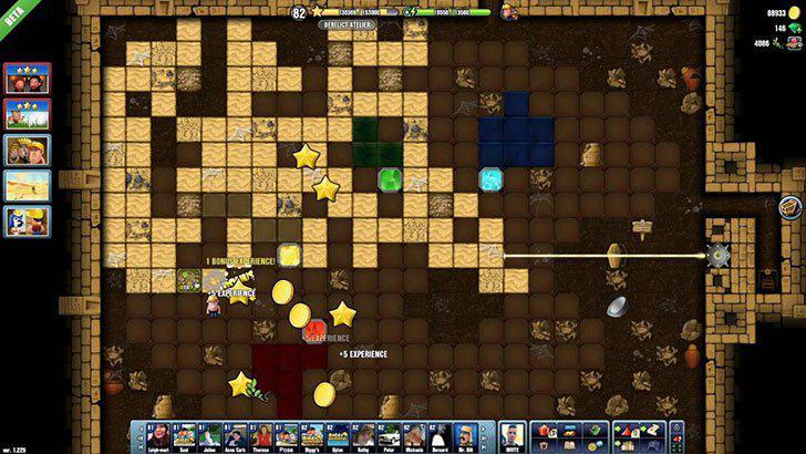 Diggy's Adventure's screenshots
