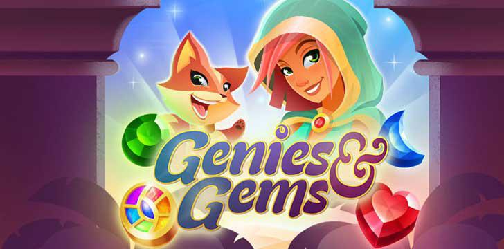 Genies & Gems's screenshots