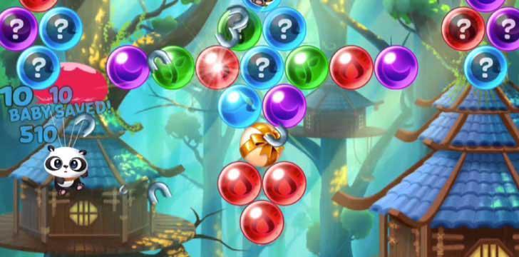 Panda Pop's screenshots