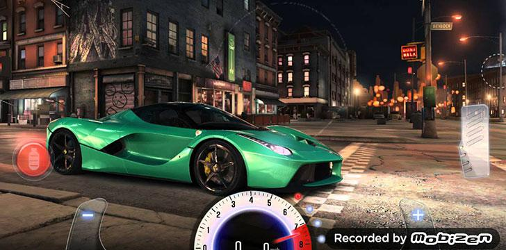 CSR Racing 2's screenshots