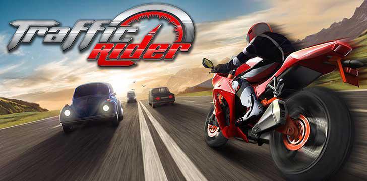 Traffic Rider's screenshots