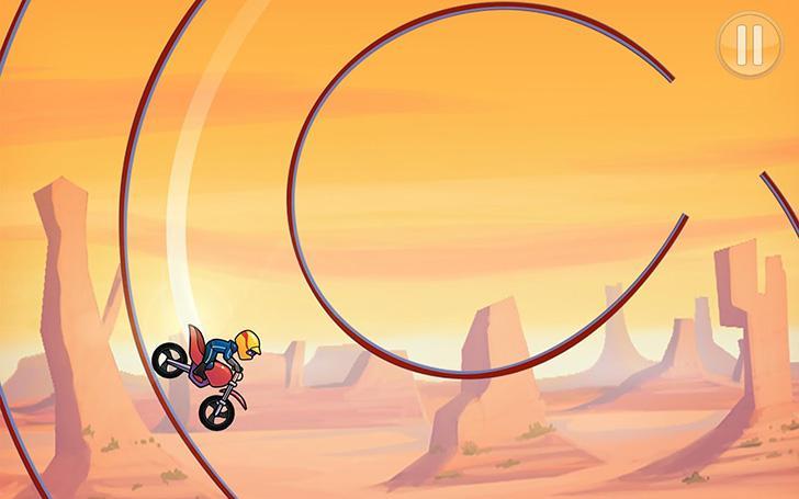 Bike Race Free Motorcycle Game's screenshots