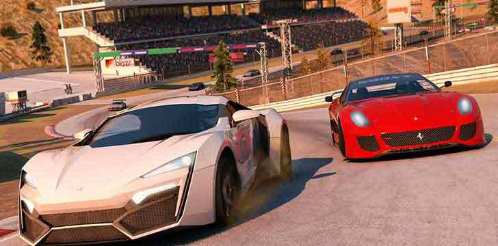 GT Racing 2's screenshots