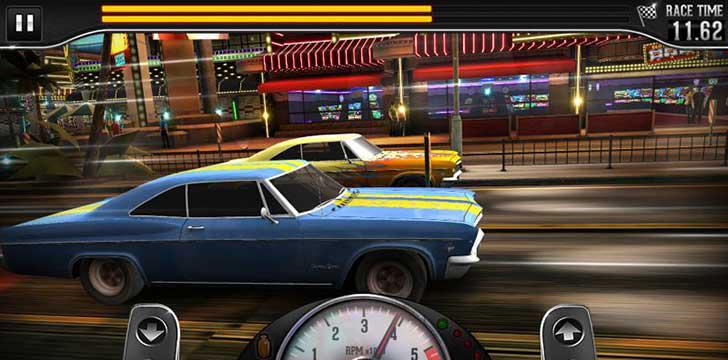 Drag Racing Classic's screenshots