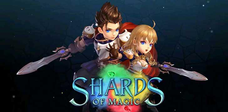 Shards of Magic's screenshots