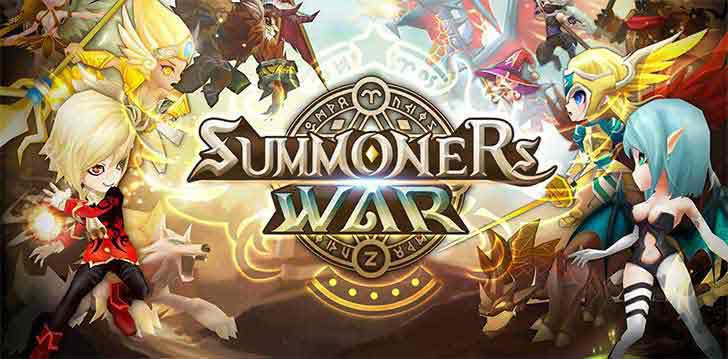 Summoners War's screenshots