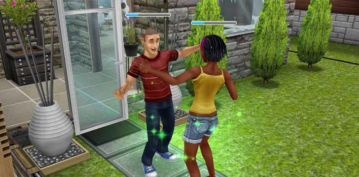 The Sims FreePlay's screenshots